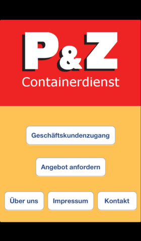 P&Z Container
