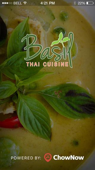 Basil Thai Cuisine thai cuisine