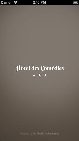 Hotel des Comedies tv comedies on netflix