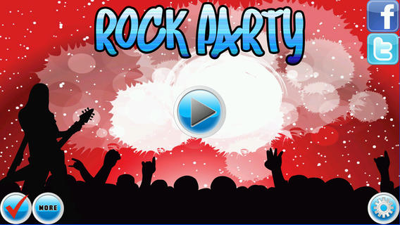Rock Party TD tower defense 2