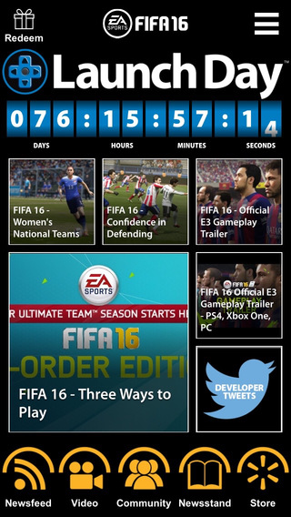 LaunchDay - FIFA Edition fifa games free