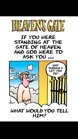 Heaven`s Gate