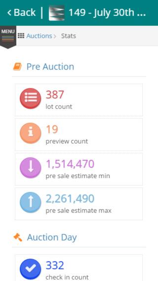 Auction Flex Mobile book cataloging app