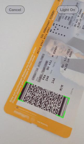 PDF417 Pro Barcode Scanner