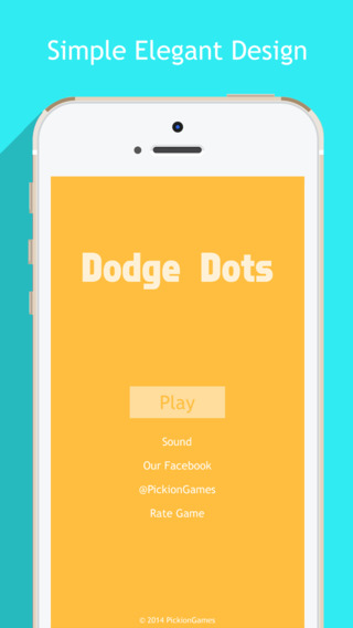Dodge Dots : A Modern Dodge Ball Game dodge journey