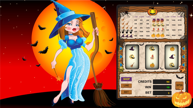 Hallows Eve Slot Machine - Try Playing Online for Free