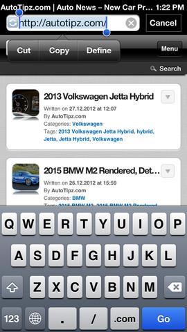 Private Web Browser - Full Screen Incognito Browsing