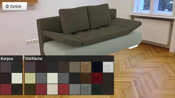Das Sofa Oscar Perfekte Erganzung Wohnumgebung