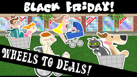 Black Friday - Deals on Wheels Hill Racer black friday 2015 deals