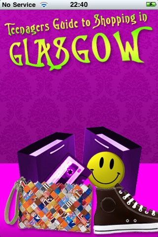 Teenagers Guide to Shopping in Glasgow teenagers mcr