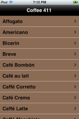 Coffee 411 coffee lovers