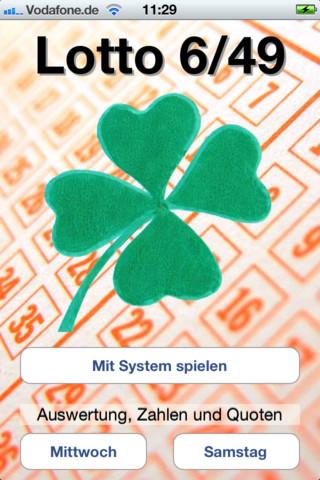 lotto system 8 aus 49