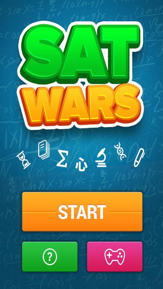 SAT Wars good sat scores