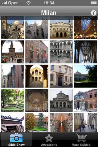 Travel Milan