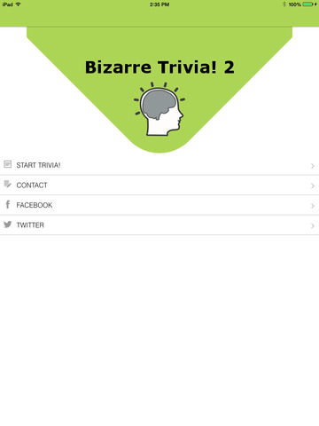 Bizarre Trivia! 2 HD very funny trivia questions