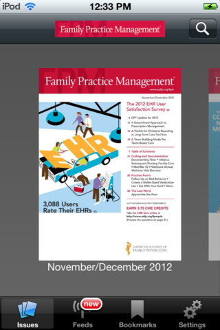 Family Practice Management
