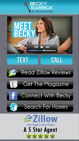 Becky Barrick, HGTV Puyallup Real Estate Agent - Seattle to Tacoma hgtv shows