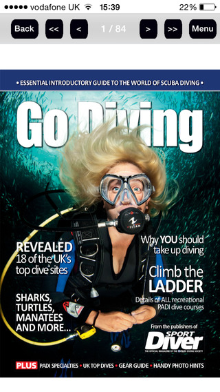 Go Diving Scuba Diving Guide diving equipment