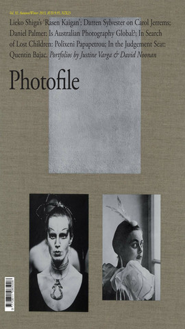 Photofile - Photography Journal by the Australian Centre for Photography amatuer photography contests 2014