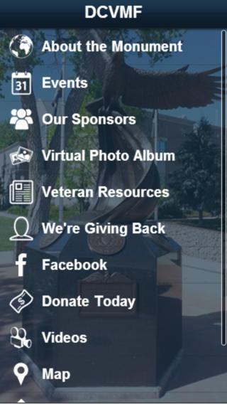 DCVMF veterans