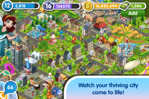 My Town 2