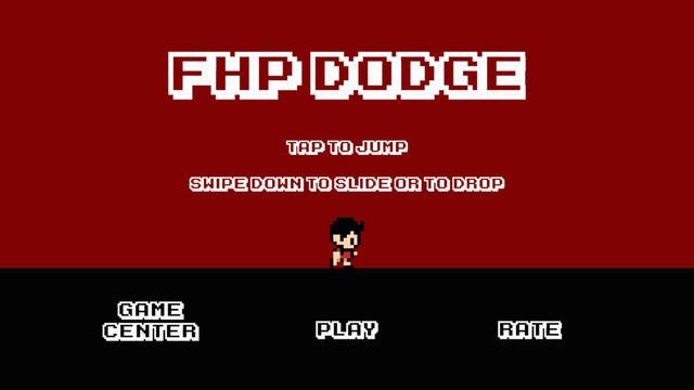 FHP Dodge-Tampon Dodge dodge journey