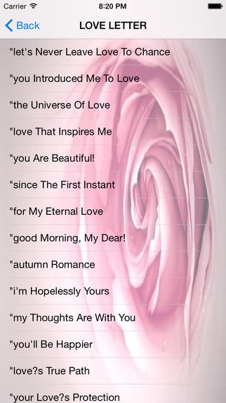 Hot Romantic Messages love