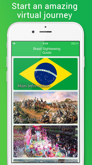 Brazil Sightseeing Guide people of brazil
