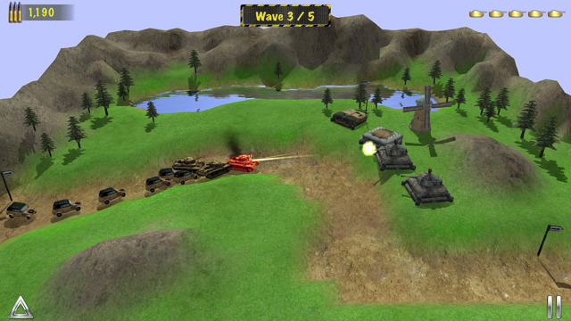 Concrete Defense - Most popular WW2 tower defense game ever tower defense 2