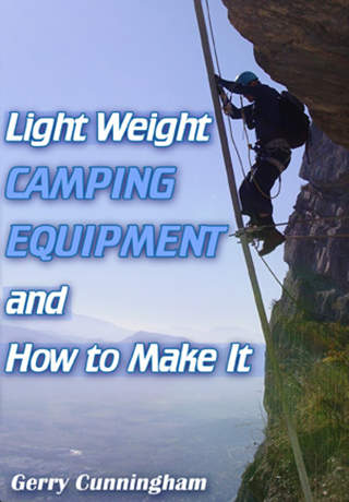 Light Weight Camping Equipment and How to Make It camping equipment