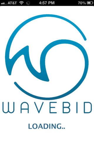 Wavebid book cataloging app