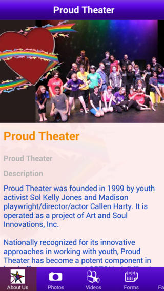 Proud Theater outdoor theater system