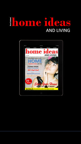 NZ Home Ideas and Living magazine - Ideas For Lifestyle company newsletter ideas