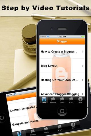 iBlogger blogger