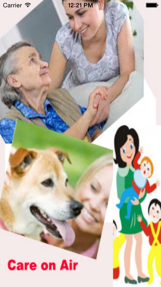CareOnAir elderly care services
