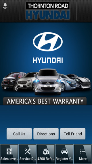 Thornton Road Hyundai hyundai vehicles and prices