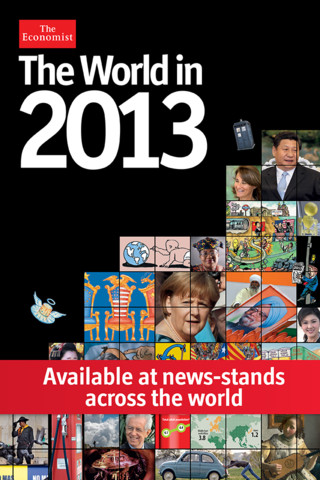 The World in 2013 from The Economist: Editor`s Highlights iPhone