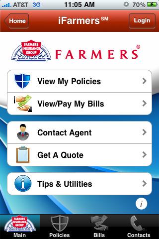 iFarmers farmers auto insurance