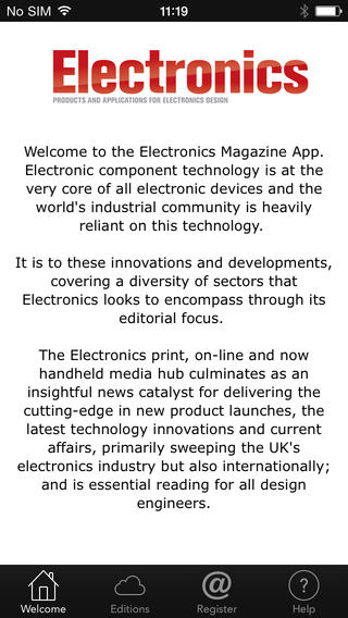 Electronics Magazine computer and electronics technology