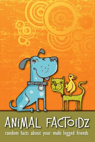 Animal Factoidz (fun animal facts!) facts on animal welfare