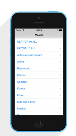 Movies Daily for iTunes - movies top charts in one place updated every day myanmar movies 2015