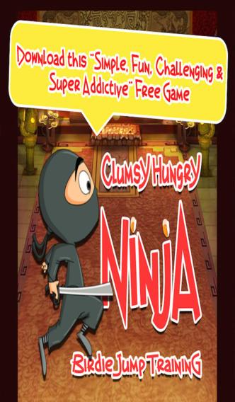 Clumsy Hungry Ninja 2014: Birdie Jump Training