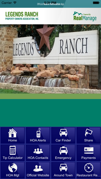 Legends Ranch Property Owners Association property owners