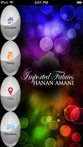 Hanan Fabric printing on fabric