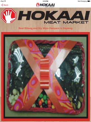 Hokaai Meat Market vermont meat seafood market