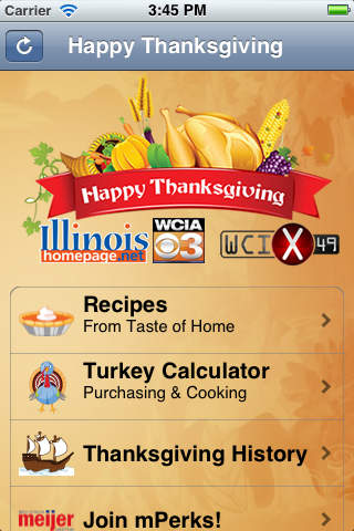 Thanksgiving Helper thanksgiving recipes pdf