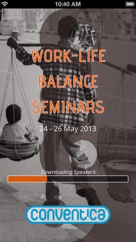Work-Life Balance Seminars work life balance ideas