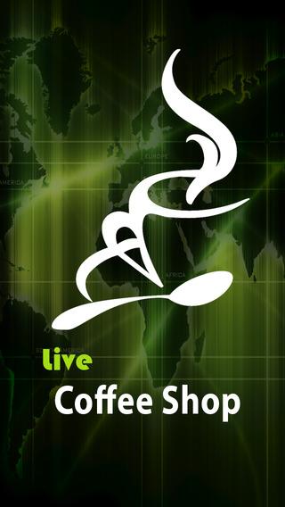 Coffee Shop Finder - Live Status coffee shop game
