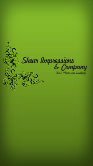 Shear Impressions printing impressions