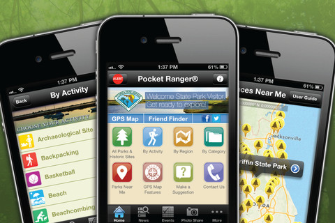 Florida State Parks Guide- Pocket Ranger®
